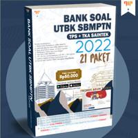 Bebas Buku Bank Soal UTBK TPS dan TKA Saintek 2022