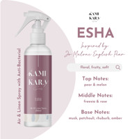 KAMIKARA Air and Linen Spray (Pengharum baju dan Ruangan) - ESHA