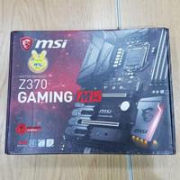 MSI Z370 GAMING M5 MOTHERBOARD
