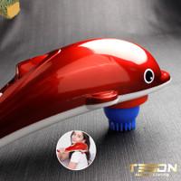 Alat Pijat Dolpin Elektrik Lumba Refleksi Infrared Dolphin Massager