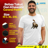Baju Distro Kaos Pria T Shirt Cowok Laki Laki Dewasa Premium Terbaru