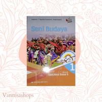 Buku seni budaya SMK/MAK kelas 10 penerbit Erlangga
