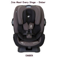 JOIE - Carseat Meet Every Stage (EMBER)