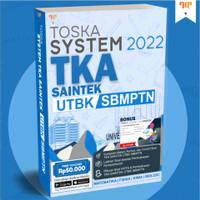 Bebas Toska System Buku UTBK SBMPTN TKA Saintek 2022