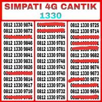 Kartu Perdana Telkomsel Simpati 4glte nomor nomer cantik
