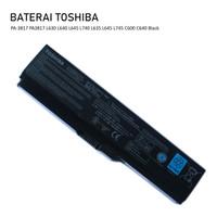 Batre Laptop Original TOSHIBA Satellite PA3817 L630, L635, L640, L645