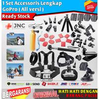 1 Set Aksesoris GoPro Action Go Pro HERO 960 3 4 5 6 7 8 9