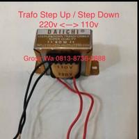 Trafo Step up step down perubah converter 220v to 110v, 110v-220v 60w