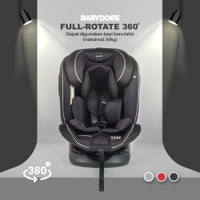 Babydoes Carseat Full Rotate Isofix / Kursi Mobil Car Seat Anak Bayi