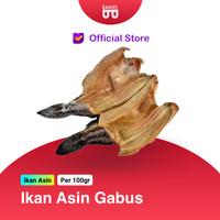 Ikan Asin Gabus - Bakoel Sayur Online