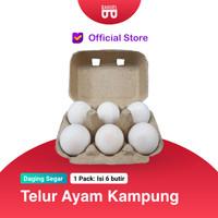 Telur Ayam Kampung - Bakoel Sayur Online