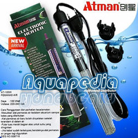 ATMAN Electronic Aquarium Heater 100 Watt