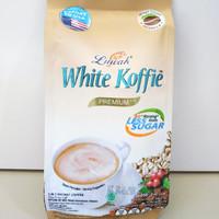 Kopi Luwak White Coffee Koffie Export to USA 30% Less Sugar