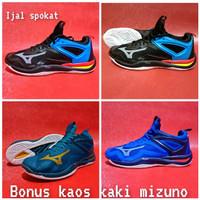 Sepatu Volly Mizuno Wave Mirage 3 Promo Voli Sepatu Olahraga Terbaru
