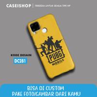 Custom Softcase/Hardcase XIAOMI Note 6/Note 7/note 9 pro PUBG