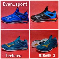 Sepatu Volly Mizuno Wave Mirage 3 Promo Voli Sepatu Badminton