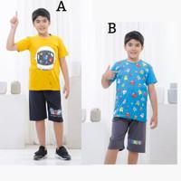 Setelan / Baju Main Anak Laki Among Us