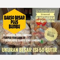 Bakso Son Haji / Soni Lampung 100% Daging Sapi Asli