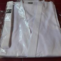 Baju Karate Dewasa / Pakaian / Kostum / Seragam / Beladiri - S