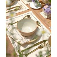 Lana Daya – Serindang Bulan Handwoven Embroidery Napkin