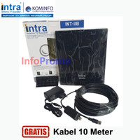 Antena Digital Outdoor n Indoor TV LCD LED Intra Int-118