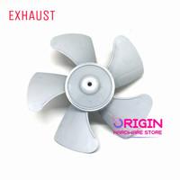 Baling-Baling Kipas Angin Exhaust PANASONIC/KDK - Baling Hexos Fan