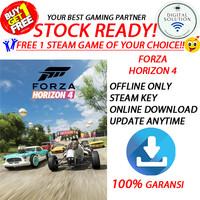 Forza Horizon 4 Deluxe Edition - Game PC Laptop Komputer Original