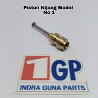 penonjok piston power valve jet karburator kijang 5k&7k