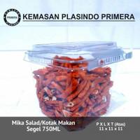 Mika salad buah ada segel pengunci SB 750ml