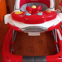 baby walker babydoes bekas / second