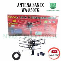 ANTENA TV REMOT ANTENA DIGITAL SANEX WA 850TG