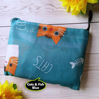 Tas Belanja Lipat / Baggu Bag Motif / Totte Bag Fashion - 310719