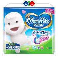 mamypoko extra dry xxl 22 / mamypoko pants extra dry XXL isi 22 popok