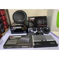 Paket Audio Carman Untuk Mobil Suara bagus Bassnya Mantap bagus murah