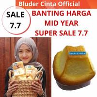 Bluder Madiun TERMURAH se-INDONESIA Roti BLUDER CINTA Oleh oleh Bakery