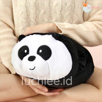 Bantal Tangan Panda Bear WBB We Bare Bear