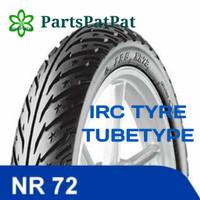BAN LUAR IRC NR72 NR 72 RING 17 225-17 225R17 2.25-17 BINTANG TUBETYPE