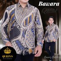 Kemeja batik Kemeja batik solo Baju batik pria - Darun 2, S
