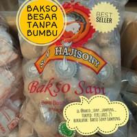 Bakso Son Haji / Soni Lampung Daging Sapi 100% Asli