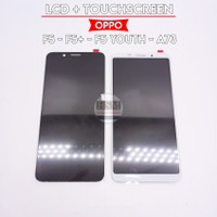 LCD TS OPPO F5 / F5+ / F5 PLUS / F5 YOUTH / A73 FULLSET + TOUCHSCREEN