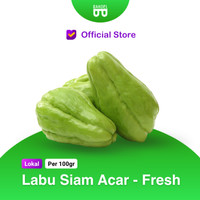 Labu Siam Acar - Bakoel Sayur Online