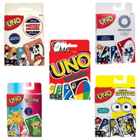 UNO Card Original Classic and Limited Edition by Mattel