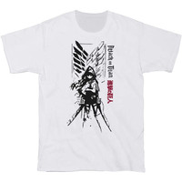 Baju Anak Attack on Titan Scout Regiment Anime Tshirt