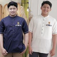 Baju Atasan/ Kemeja/ Koko Anak Remaja Tanggung Laki-laki/ ZHAFRAN
