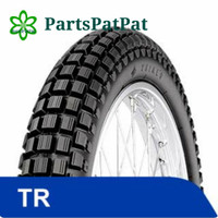 BAN IRC TRAIL TRIALS 35018 350-18 350R18 3.50-18 TR TUBETYPE IRC