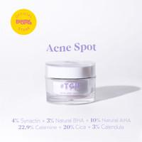 Bloomka TGIF Acne Spot Treatment Clay Cream ( obat totol jerawat )