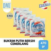 Sabun Colek Bukrim Putih Bersih Cream 470 gr - 5 Pcs