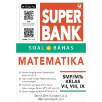 Super Bank Soal Bahas Matematika SMP Kelas 7, 8, 9