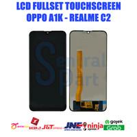 LCD OPPO A1K REALME C2 FULLSET TOUCHSCREEN OEM CONTRAS MAIN GRADE AAA