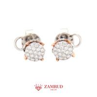 Anting Berlian 1175 ER Zamrud Jewellery
